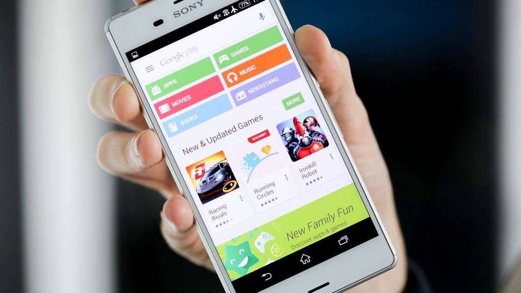 Download Play Store para Android